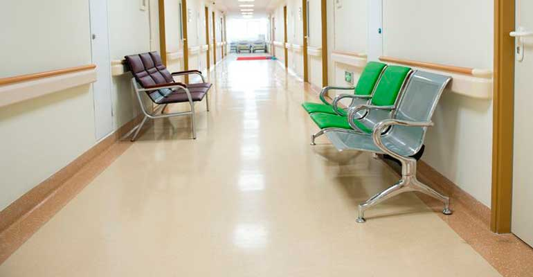 Suelos de Vinilo para Hospitales
